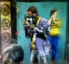 Old school photographer  - Paris -