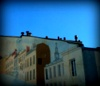 Painted buildings - Paris -